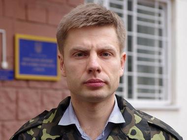 Гончаренко: Нужно остановить игры с вывешиванием флагов чужих государств, иначе люди становятся пушечным мясом