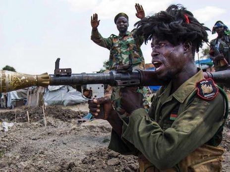 Украина задействована втеневых поставках оружия вАфрику изЕС