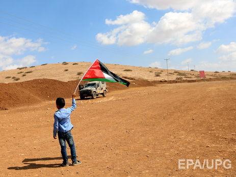 Палестина стала членом Інтерполу