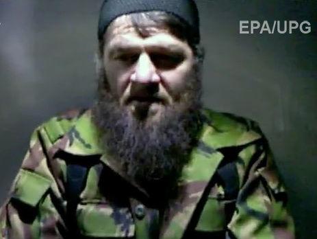 Лидер чеченских боевиков Умаров умер ототравления высокотоксичным веществом