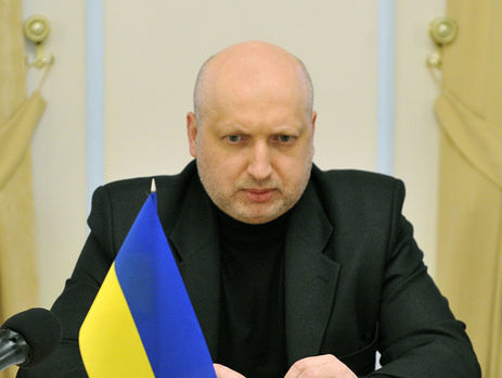 Турчинов: Україна має право продавати зброю Південному Судану