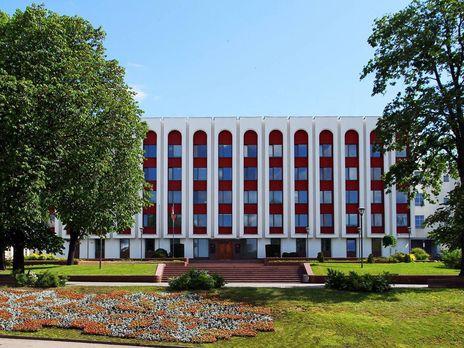 МИД Республики Беларусь вручил ноту послу Украинского государства всвязи с несоблюдением воздушного пространства