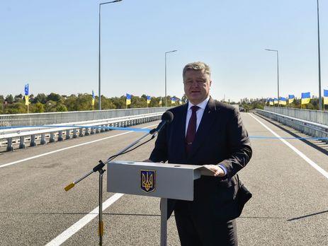 Украина будет делать все, чтобы мирным путем вернуть Донбасс иКрым,— Порошенко