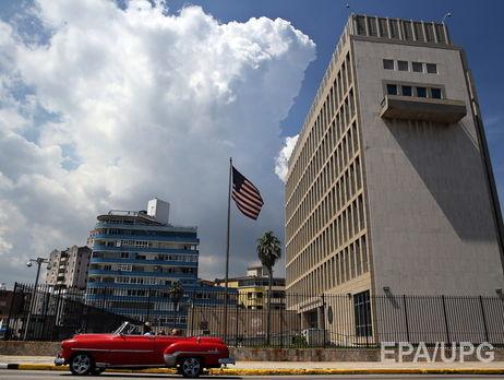 США відкликають працівників свого посольства наКубі