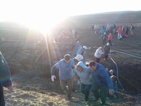 Крупное ДТП случилось вКрыму наФеодосийской трассе