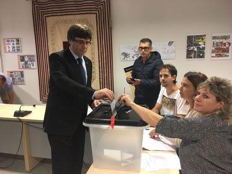 В Іспанії намагаються перешкодити проведенню референдуму про незалежність