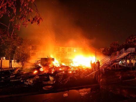 Пожежа у«Вікторії»: прокуратура вручить підозри одеським посадовцям