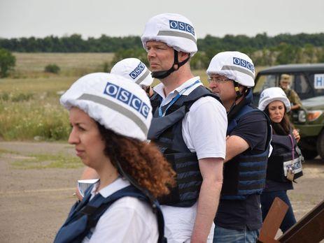 Бойовики «ДНР» непропустили місію ОБСЄ через «спецоперацію»