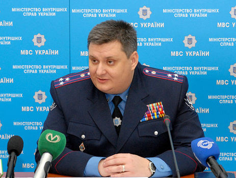 Суд отпустил под домашний арест экс-чиновника МВД— Дело Майдана