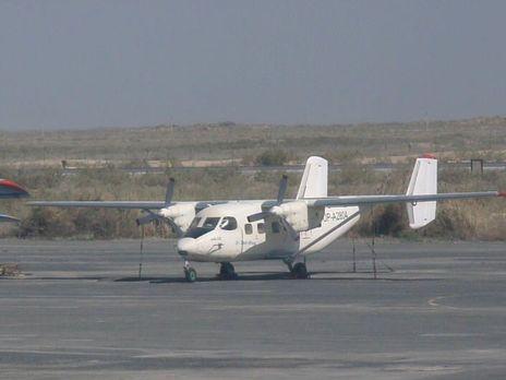 ВКазахстані через авіакатастрофу загинули п'ятеро осіб