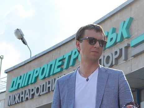 Омелян: В «Укрзализныце» должны быть частные конкуренты