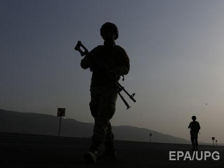 Четверо военных погибли при взрыве наюго-востоке Турции