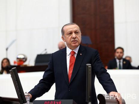 ВКиеве ожидают визита Эрдогана совсем скоро