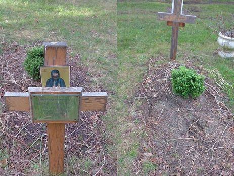 Необычные надгробия. Последнее пристанище Березовского