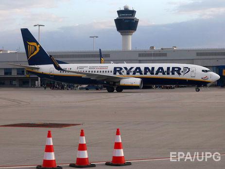 Бельгийский министр подал иск против Ryanair