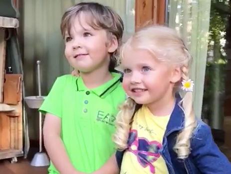 діти пугачової і галкіна фото