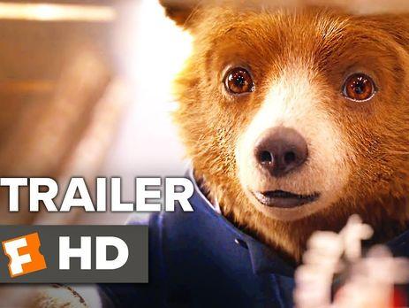 Вweb-сети появился полный трейлер нового фильма омедвежонке Паддингтоне