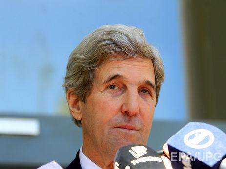 Экс-глава Госдепа США Джон Керри пояснил , почему Украине нужно побороть  коррупцию