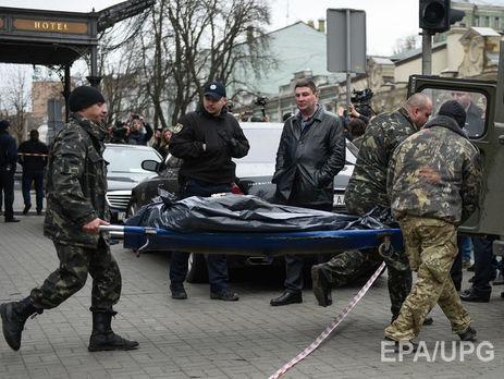 Вороненков доводив Тюріна досказу, але для вбивства цього було недостатньо,— Максакова