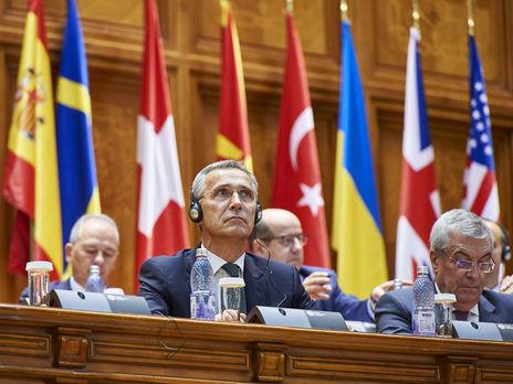Столтенберг раскрыл основные вопросы саммита НАТО в последующем году