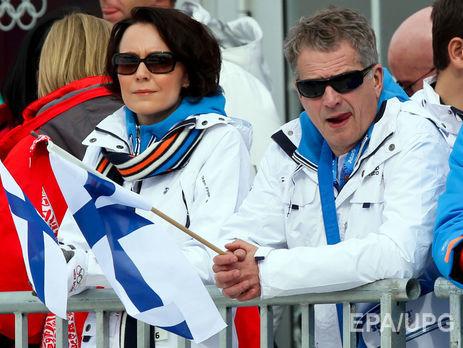 69-летний президент Финляндии иего супруга ожидают ребенка