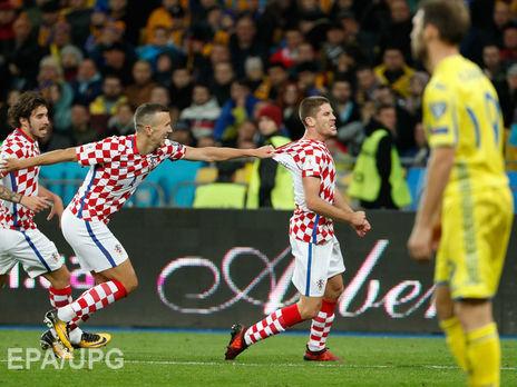 Збірна України зфутболу вилетіла зЧемпіонату світу