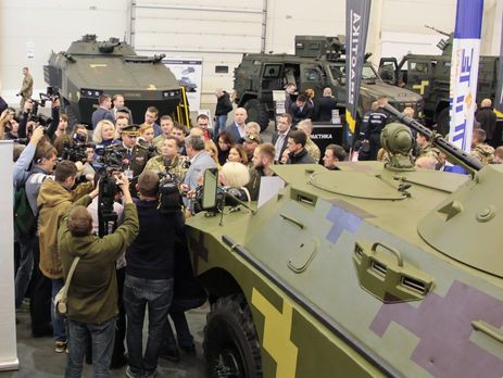 Руководство выделило 100 млн грн наулучшение защиты складов ВСУ