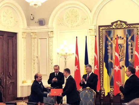 Турция будет поставлять Украине системы связи