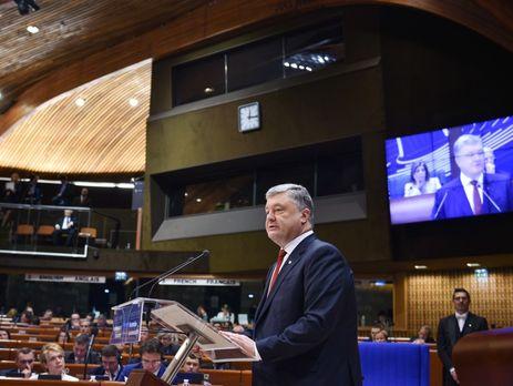 Порошенко: Возможность выполнения закона об особенном статусе Донбасса зависит от РФ