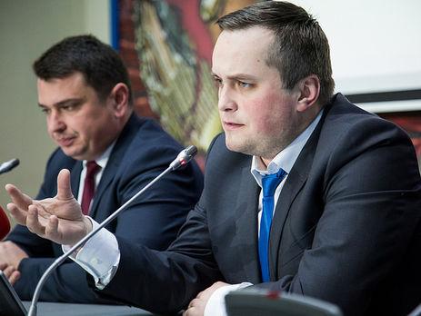 Холодницкий объявил озадержании еще двоих фигурантов коррупционной схемы вМинобороны