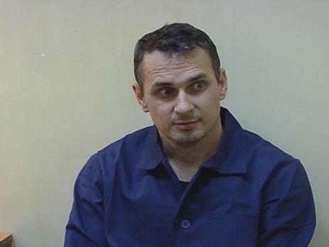 Сенцова етапували в«червону» колонію Заполяр'я— правозахисниця