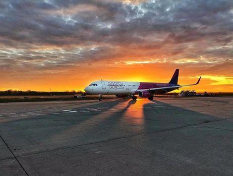 Скандал возник в самолете авиакомпании Wizz Air