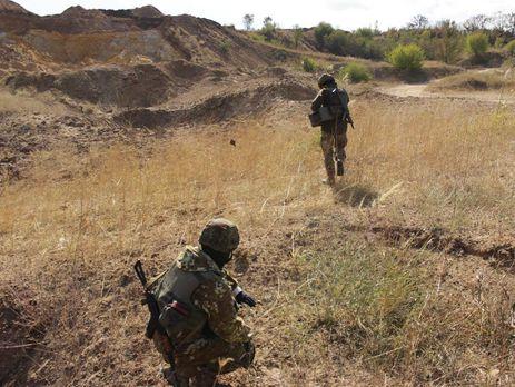 НаЛуганщине отыскали  захоронение боевиков-разведчиков