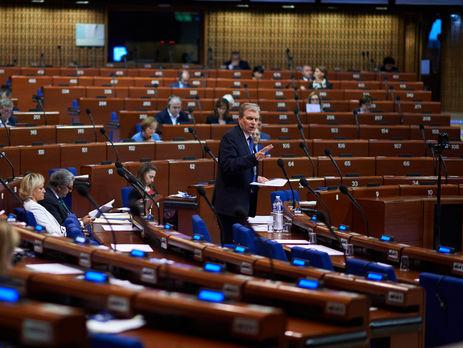 ПАСЕ приняла резолюцию, в которой выразила обеспокоенность новым украинским законом