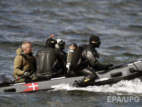 Убийство шведской журналистки в Дании. Водолазы нашли пилу на дне моря около маршрута следования