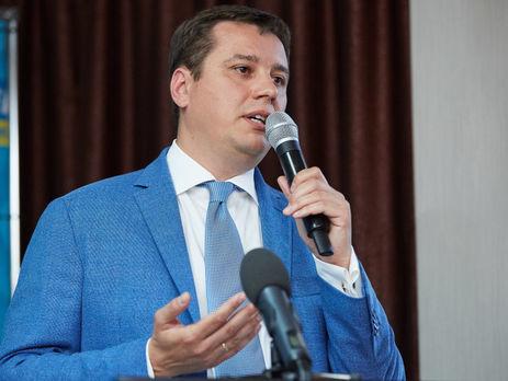 """Первый замглавы """"Відродження"""": Если сегодня международные доноры будут нам выбирать судей, то завтра – депутатов и правительство"""