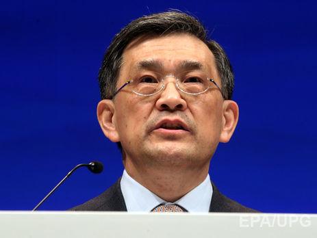Гендиректор Samsung подав у відставку