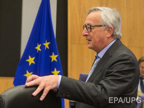 Юнкер заявив, що не хоче незалежності Каталонії