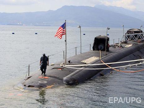 США может нанести ракетный удар по КНДР из подводных лодок – американский эксперт