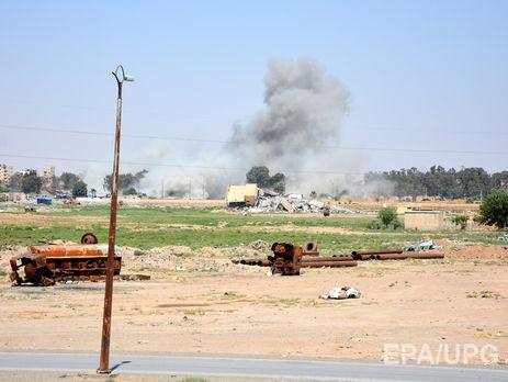 Минобороны РФ заявило, что от террористов ИГИЛ освобождено 92% территории Сирии
