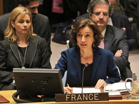 Главой ЮНЕСКО избрана француженка Азуле