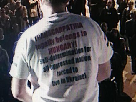 У Будапешті проходить акція