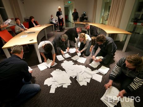У Нідерландах хочуть скасувати закон, що дозволив організувати референдум про асоціацію України з ЄС