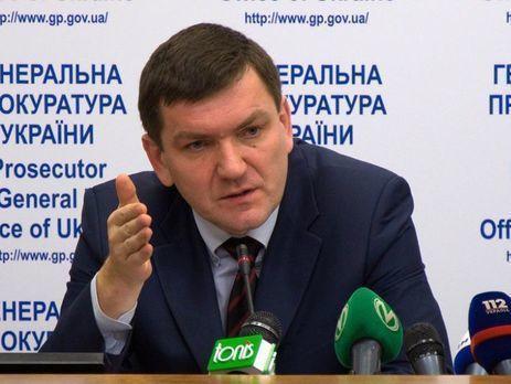 Горбатюк запевнив, що не конфліктує з керівництвом ГПУ, незважаючи на догану