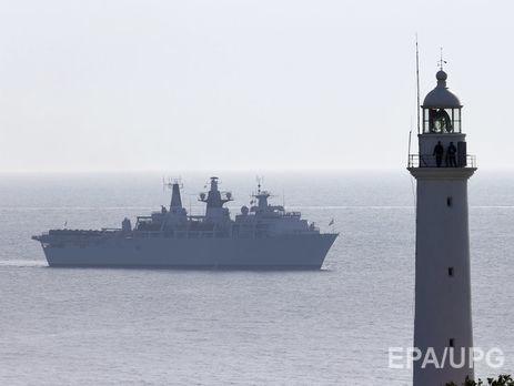 ВСФ сочли недружественным отказ Турции принимать корабли изпортов Крыма