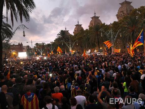 МВД Испании: Каталония должна дать абсолютно точный ответ относительно независимости