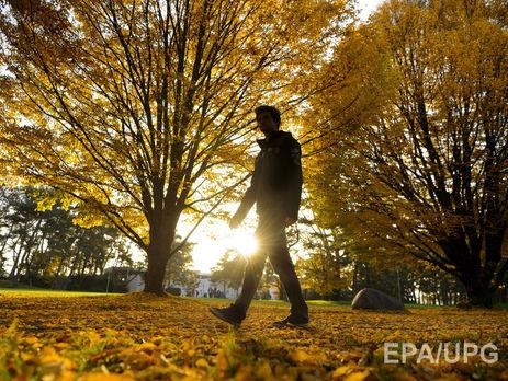 Прогноз погоди вУкраїні насьогодні, 17 жовтня (КАРТА)