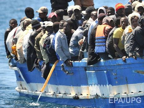Судно ВМС Туниса столкнулось слодкой мигрантов: 34 человека погибли
