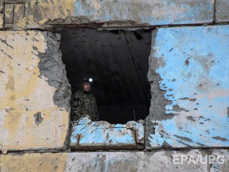 НаДонбассе обостряется обстановка, солдатам ВСУ приходится открывать ответный огонь— Штаб АТО