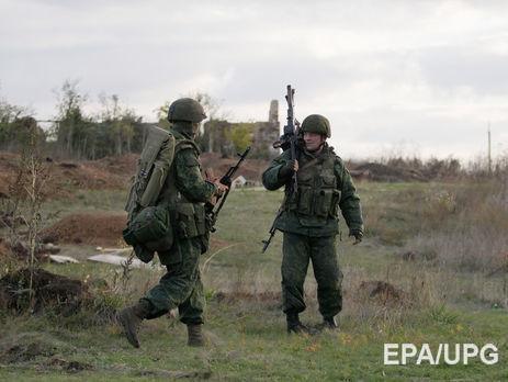 СЦКК: Боевики вдвое увеличили количество обстрелов